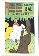 Toulouse-Lautrec - Moulin Rouge Affiche 1891 - Pittura & Quadri