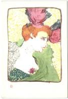 H. De Toulouse-Lautrec - Marcelle Lender - Pittura & Quadri