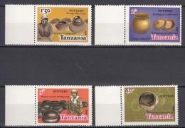 Tanzania 1985 Mi#276-279 Mint Never Hinged - Tanzanie (1964-...)