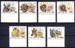 Tanzania 1993 Animals Mi#1607-1613 Mint Never Hinged - Tanzanie (1964-...)