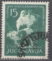 Yugoslavia Republic 1953 Mi#733 Used - 1945-1992 Socialistische Federale Republiek Joegoslavië