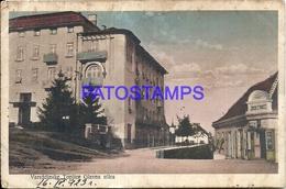 94113 CROATIA VARAZDINSKE TOPLICE VIEW PARTIAL SPOTTED  POSTAL POSTCARD - Kroatien