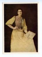 251750 POLAND Anna Bilinska-Bogdanovic Self-portrait - Other Illustrators