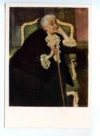251751 POLAND Conrad Krzyzanowska Portrait Makovskaya - Other Illustrators