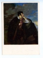 251752 POLAND Valenty Vankovich Portrait Adam Mickiewicz - Other Illustrators
