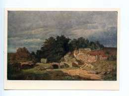 251764 Czechoslovakia Kosarek Central Bohemia Landscape - Other Illustrators