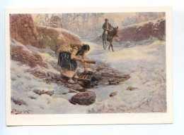 251767 Czechoslovakia Jaroslav Vesin Date Old Postcard - Other Illustrators