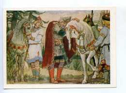 251772 Vasnetsov Illustration Pushkin Poem Song Wise Oleg - Other Illustrators