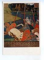 251774 RUSSIA Bilibin Illustration For The Epic Volga - Bilibine