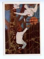 251775 Polenova Illustration To A Fairy Tale Son Filipko - Other Illustrators