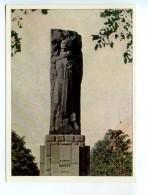 251790 RUSSIA Ulyanovsk City Karl Marx Monument Postcard - Russia