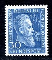 Bund MiNr. 147 Postfrisch/ MNH Geprüft (BD1078 - Zonder Classificatie