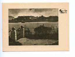 252194 LATVIA USSR DAUGAVA Jekabpils Old Postcard - Latvia