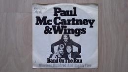 Paul McCartney & Wings - Band On The Run - Vinyl-Single - Rock