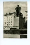 253976 RUSSIA VYBORG Lenin Monument Old Postcard - Russia