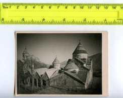 254237 ARMENIA Monastery Of Sanahin Vintage Photo Postcard - Armenia