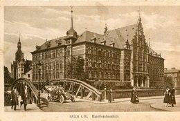 ALLEMAGNE HAGEN - Maschinenbauschule - Hagen