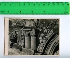 254246 ARMENIA Temple Of Zvartnotz Vintage Photo Postcard - Armenia