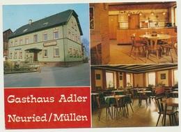 AK  Neuried Müllen Gasthaus Adler - Sin Clasificación
