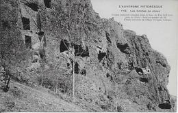 PUY DE DOME-Les Grottes De Jonas-MO - France