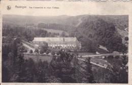 Resteigne Vue D'ensemble Du Vieux Château Circulée En 1947 - Tellin