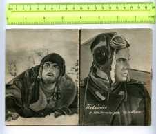 255995 USSR 1949 Year MOVIE FILM Tale Of Real Man BROCHURE - Books, Magazines, Comics
