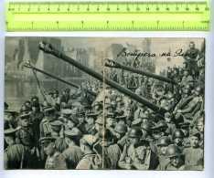 255999 USSR 1949 Year MOVIE FILM Encounter At Elbe BROCHURE - Books, Magazines, Comics
