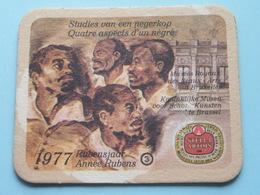 1577 - 1977 RUBENSJAAR / Année RUBENS ( Musée BRUSSEL ) 3 ( Sous Bock / Coaster / Onderlegger ) ! - Sous-bocks