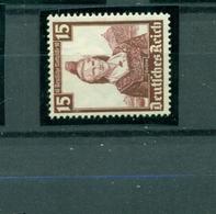Deutsches Reich,Trachtena Nr.594 Postfrisch ** - Ungebraucht
