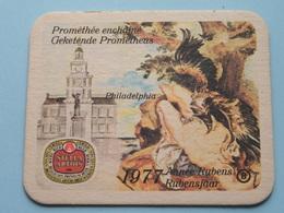 1577 - 1977 RUBENSJAAR / Année RUBENS ( PHILADELPHIA ) 8 ( Sous Bock / Coaster / Onderlegger ) ! - Sous-bocks