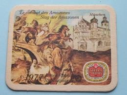 1577 - 1977 RUBENSJAAR / Année RUBENS ( MÜNCHEN ) 10 ( Sous Bock / Coaster / Onderlegger ) ! - Sous-bocks