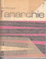 Collectif -Ecrits Sur L'anarchie - Politik
