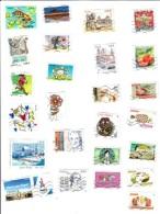 Lot De 100 Timbres Français Récents - Timbres
