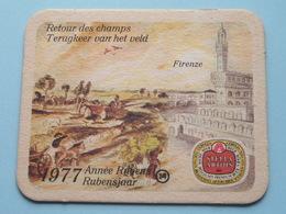 1577 - 1977 RUBENSJAAR / Année RUBENS ( FIRENZE ) 14 ( Sous Bock / Coaster / Onderlegger ) ! - Sous-bocks
