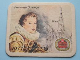 1577 - 1977 RUBENSJAAR / Année RUBENS ( WIEN ) 16 ( Sous Bock / Coaster / Onderlegger ) ! - Sous-bocks