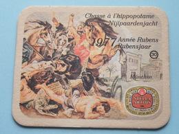 1577 - 1977 RUBENSJAAR / Année RUBENS ( MÜNCHEN ) 30 ( Sous Bock / Coaster / Onderlegger ) ! - Sous-bocks