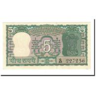 Billet, Inde, 5 Rupees, KM:55, SUP+ - India