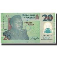 Billet, Nigéria, 20 Naira, 2007, KM:34c, TB+ - Nigeria