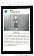 Edith PIAF /  01-ES-MOD/1 - Documentos Antiguos