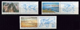 Russie ** N° 5600 à 5602 - Préservation De La Nature Dans Le Monde - Unused Stamps