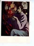 256655 USSR LATVIA Klyavinsh Kompozitor Kalnynsh 1976 Year PC - Other Illustrators