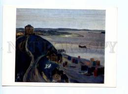 253433 RUSSIA Tugushi On The Yenisei Old Postcard - Other Illustrators
