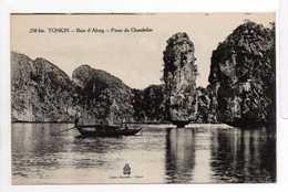 - CPA TONKIN (Viêt Nam) - Baie D'Along - Passe Du Chandelier - Collection DIEULEFILS 258 Bis - - Vietnam