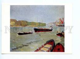 253437 RUSSIA Tugushi Morning Don Old Postcard - Other Illustrators