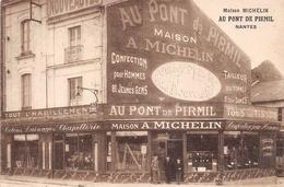 "¤¤  -   NANTES    -   Maison "" A. MICHELIN ""   -  AU PONT De PIRMIL    -  ¤¤ - Nantes"