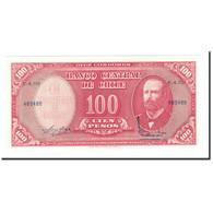 Billet, Chile, 10 Centesimos On 100 Pesos, UNDATED (1960-1961), KM:127a, NEUF - Chili