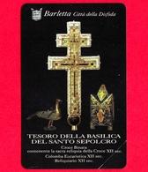 Nuova - MNH - ITALIA - Scheda Telefonica - Telecom - Barletta - Città Della Disfida - OCR 22  - C&C 3058  - Golden 956 - Italy