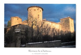 11 Rennes-le-Château  Photo J.L.Socquet-Juglard TBE - Andere Gemeenten