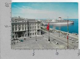 CARTOLINA VG ITALIA - TRIESTE - Piazza Dell'Unità D'Italia  - 10 X 15 - ANNULLO 1987 - Trieste