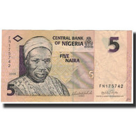 Billet, Nigéria, 5 Naira, 2006, KM:32a, TB+ - Nigeria
